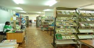 Virtual tour to KEFRI library