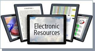 Access e-books and e-journals